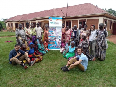 PEFO Grandmothers Initiative Project in Budondo
