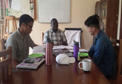 ADRIAN WAN -  The political participation of persons with disabilities (PWDs) in Iganga