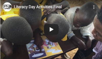 Literacy Day Activities Final Video